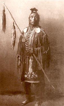 Apsaroke War Chief