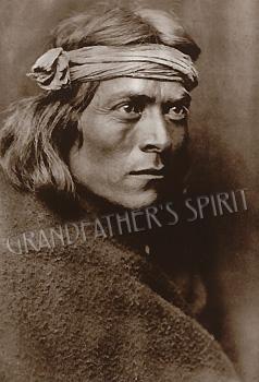 A Zuni Governor