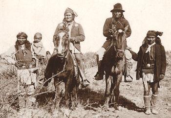 Geronimo and Nachez