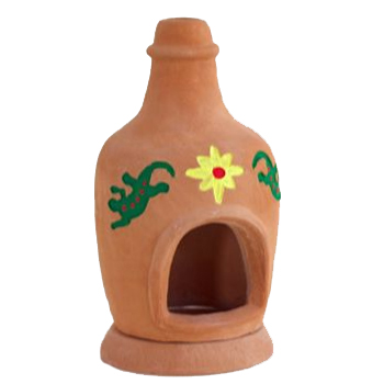 Chimenea Incense Burner