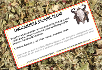 Chanchachula Smoking Blend