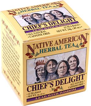 Chief's Delight Tea