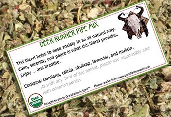 Deer Runner Pipe Mix
