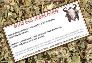 Desert Spirit Smoke Blend