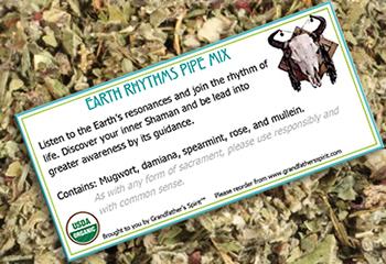 Earth Rhythms Pipe Mix