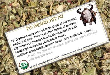 Elk Dreamer Pipe Mix