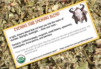 Evening Star Smoking Blend