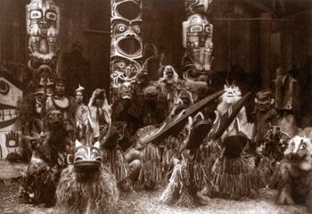 Initiation of the Hamatsa
