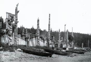 Haida Poles