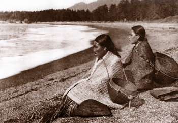 Women on the Shore