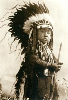 Cheyenne Warrior of the Future