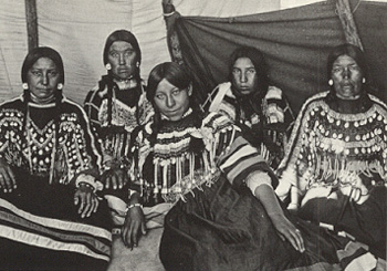 Blackfeet Women