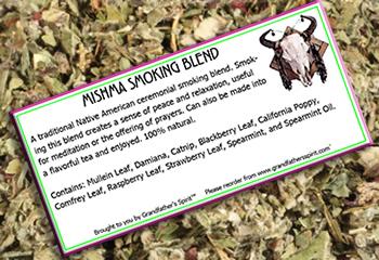 Mishma Smoking Blend