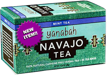 Yanabah Mint Navajo Tea