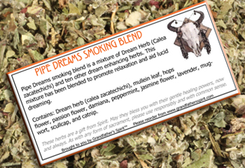 Pipe Dreams Smoking Mix