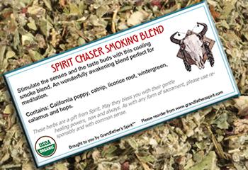 Spirit Chaser Smoking Blend