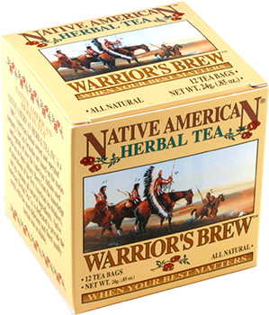 Warrior's Brew Tea
