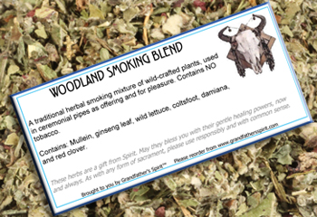 Woodlands Smoking Blend