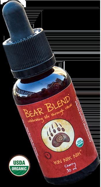 Bear Blend Liquid Herbz - Cherry Flavor