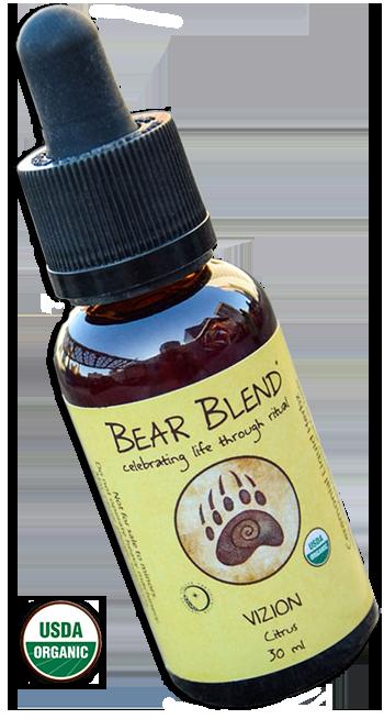 Bear Blend Liquid Herbz - Citrus Flavor