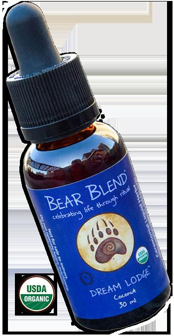 Bear Blend Liquid Herbz - Coconut Flavor