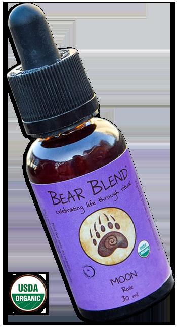 Bear Blend Liquid Herbz - Rose Flavor