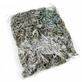 White Sage Loose Leaf - 1 pound bag