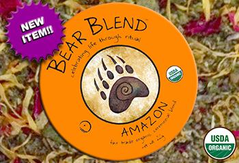 Bear Blend Amazon