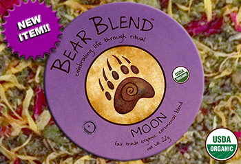Bear Blend Moon