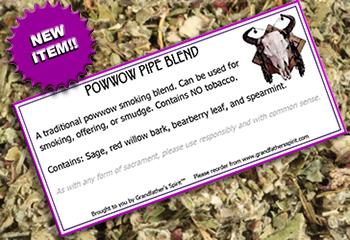 Powwow Smoking Blend