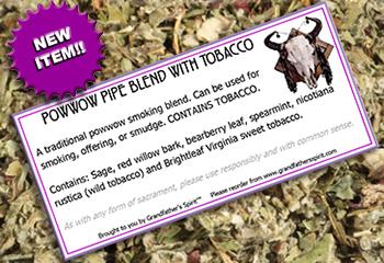 Powwow Tobacco Blend