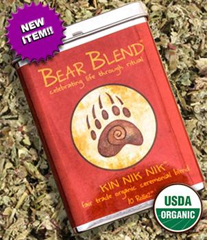 Bear Blend Kin Nik Nik - Herbal Rolliez