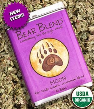Bear Blend Moon - Herbal Rolliez
