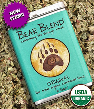 Bear Blend Original - Herbal Rolliez