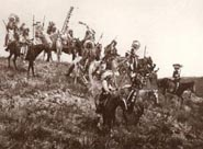 Oglala War Party