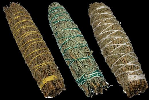 Mini Smudge Sticks