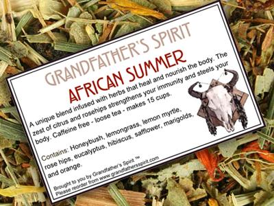 African Summer Tea