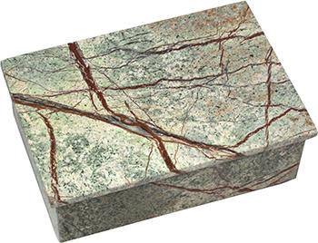 Natural Marble Green Box