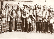 Buffalo Bill and Group