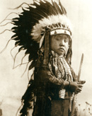 Cheyenne Warrior of the Future