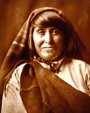 Acoma Indian Woman