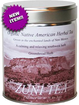 Zuni Tea