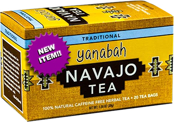 Yanabah Traditional Navajo Tea