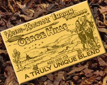 Osage Hills Kinni-Kinnick