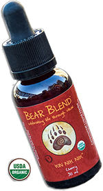 Bear Blend Liquid Herbz - Cherry Flavor