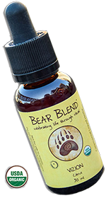 Bear Blend Liquid Herbz - Citrus Flavor