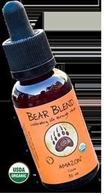 Bear Blend Liquid Herbz - Clove Flavor