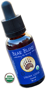 Bear Blend Liquid Herbz - Coconut Flavor