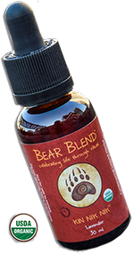 Bear Blend Liquid Herbz - Lavender Flavor