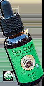 Bear Blend Liquid Herbz - Mintz Flavor